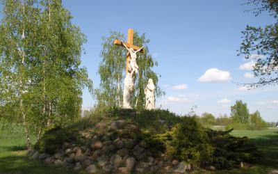 Stacja XII - Pan Jezus umiera na krzyżu