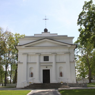 Pratulin i parafia Św. Apostołów Piotra i Pawła