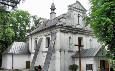 Kościół w Sawinie, fot. M. Zieliński