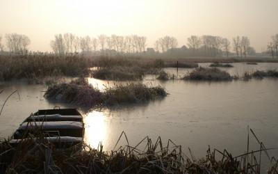 Stańków - zimą, fot R. Wróblewski