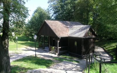 Kaplica na Wodzie (2), fot. Archiwum ZLPK OZ w Zamościu
