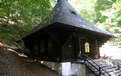 Kapliczka św. Rocha, fot. Archiwum ZLPK OZ w Zamościu