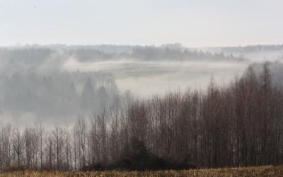 Jesień w Szczebrzeszyńskim Parku Krajobrazowym (4), fot. Archiwum ZLPK OZ w Zamościu