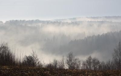 Jesień w Szczebrzeszyńskim Parku Krajobrazowym (5), fot. Archiwum ZLPK OZ w Zamościu