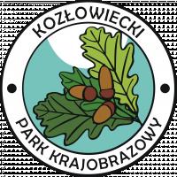 Logo: Kozłowiecki Park Krajobrazowy