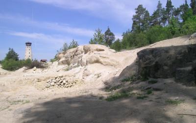 Kamieniołom Babia Dolina w Józefowie, fot. K. Kowalczuk (5)