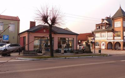 Punkt informacji turystycznej w Józefowie, fot. K. Kowalczuk (1)