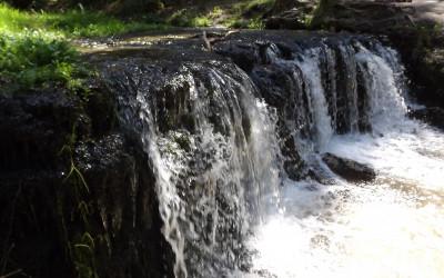 Wodospad, fot. Archiwum ZLPK OZ w Zamościu
