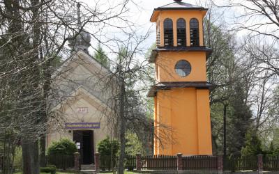Kościół w Siedliskach, fot. Archiwum ZLPK OZ w Zamościu