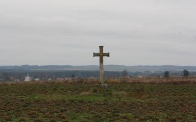 Krzyż bruśnieński, fot. Archiwum ZLPK OZ w Zamościu