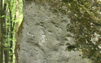 Wzgórze Kamień - pomnik przyrody nieożywionej, fot. K. Kowlaczuk (9)