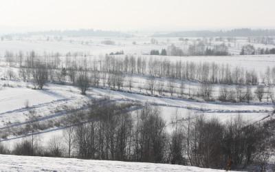 Zima w Krasnobrodzkim Parku Krajobrazowym, fot. K. Kowalczuk (3)
