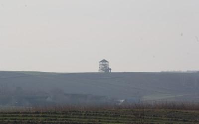 Wieża widokowa w Hoszni Ordynackiej, fot. K. Kowlaczuk