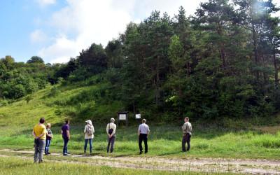 Spotkanie przed obszarem Natura 2000 Horodysko