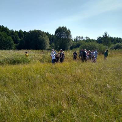 """Spotkanie Zespołu Lokalnej Współpracy  dla Obszaru Natura 2000 """"Ostoja Poleska"""""""
