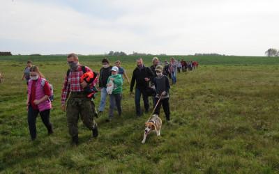 4. Marsz przez ekstensywnie użytkowane łąki wilgotne