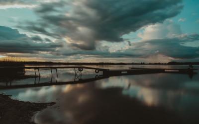 3 miejsce Kamil Maszewski, Jezioro Wytyckie (nagroda specjalna instagramowa)