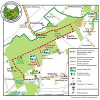 Pobierz: mapa-szlak-pieszo-rowerowy-po-krzczonowskim-parku-krajobrazowym