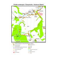 Pobierz: mapa-sciezki-edukacyjnej-cieszynianka-kamienny-wawoz