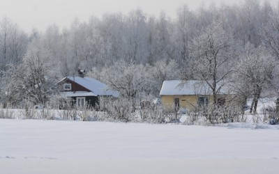 Zima w Grabniku (2)