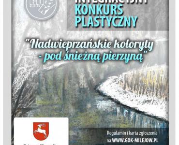 """Konkurs Plastyczny - """"Nadwieprzańskie Koloryty"""""""
