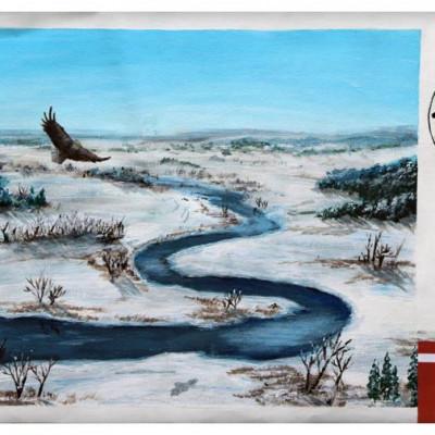 """Podsumowanie Wojewódzkiego Integracyjnego Konkursu Plastycznego """"Nadwieprzańskie koloryty – Pod śnieżną pierzyną"""""""